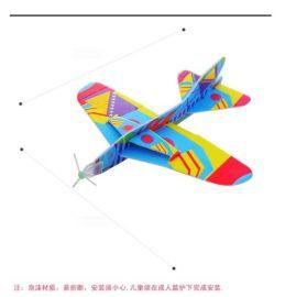 跑江湖地摊魔术泡沫360回旋飞机玩具5-8元模式价格