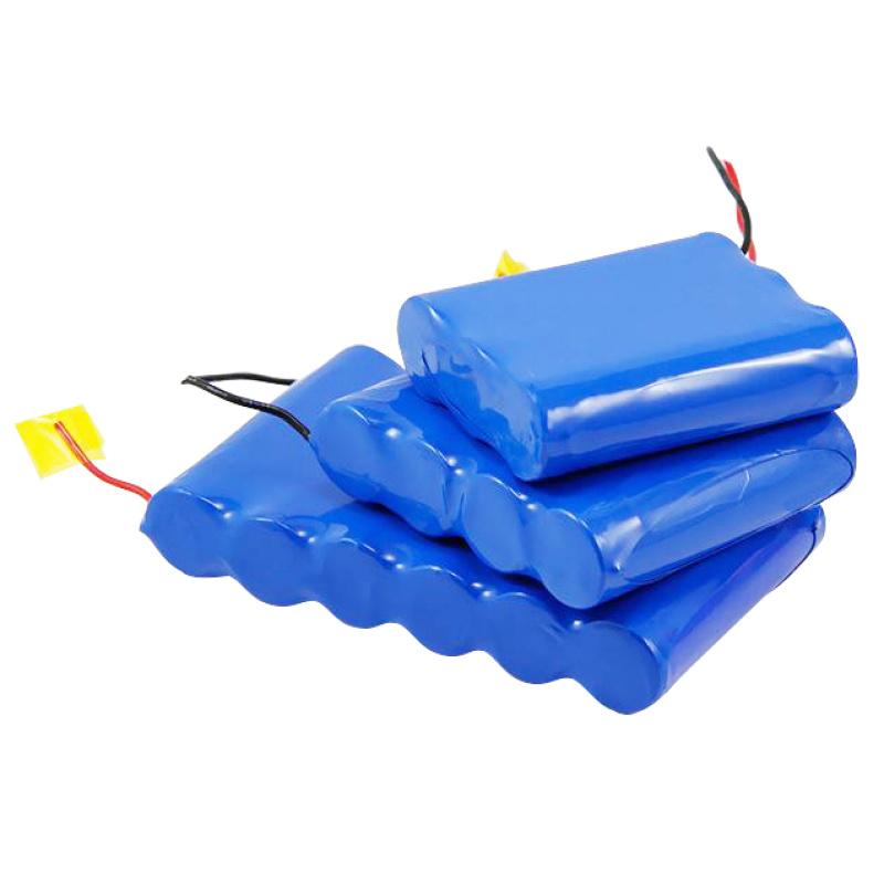 扫地机独轮平衡车18650锂离子电池组22.2V