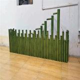 1.5厚竹管鋁護欄 2.0厚仿竹節護欄 竹管鋁護欄
