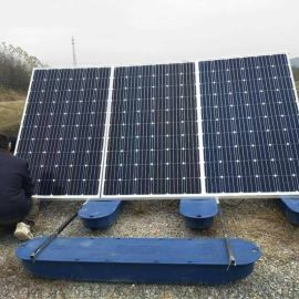河道增氧760m3/h太阳能曝气机 太阳能曝气机