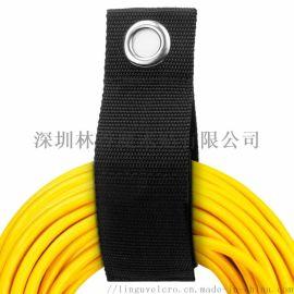 尼龙重型储存绑带收纳整理挂式魔术贴重型储物绑带