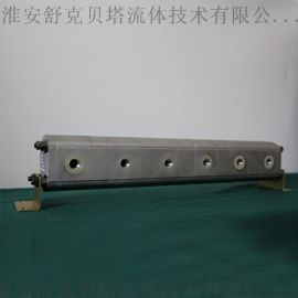 CFA1-1分6系列铝合金系列齿轮分流马达