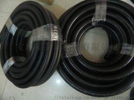 中山市销售PA6开口波纹管 开口尼龙软管