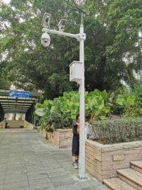 西安联电道路监控立杆