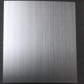 拉丝铝带 铝板表面拉丝  镜面拉丝铝板