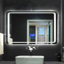 酒店卫生间镜子,卫浴镜十大品牌,LED化妆镜厂家