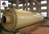 高純石英砂專用轉筒乾燥機