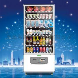 青岛易触自动售货机FD48-6D无接触式购物