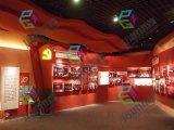 多媒體創意黨建展廳設計,黨政互動展廳設計