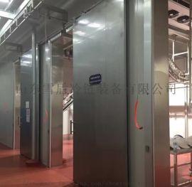 不锈钢冷库平移门厂家 单扇冷库门设计安装