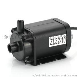 热水循环加压水泵 无刷直流微型水泵