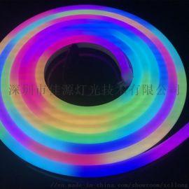 WS2811幻彩霓虹灯带 LED5050无影灯条