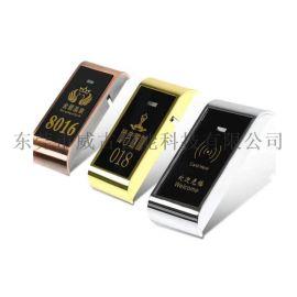 EM810智能桑拿刷卡感应锁厂家直销