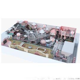 室内乐园淘气堡厂家温州中青 适用于儿童室内乐园