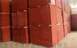大连建筑模板松桉木业建筑黑模板