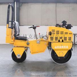 秋季工厂价 小型座驾式压路机 捷克 1吨压路机