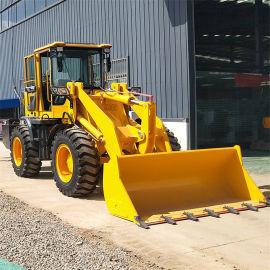 工程工地林业农用装载机 全新小型四驱建筑机械