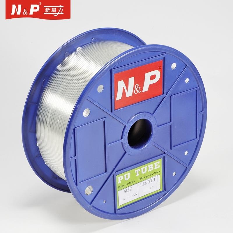 新同力氣管 1/8外徑 TPU材質 英制氣管