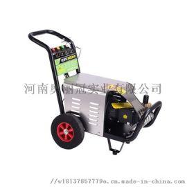 郑州洗车机高压洗车器工业场电动高压清洗机地板清洗机