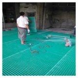 纤维玻璃钢格栅 漯河电缆沟格栅板强度高