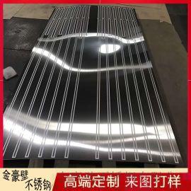 304不锈钢花纹板有哪些应用行业