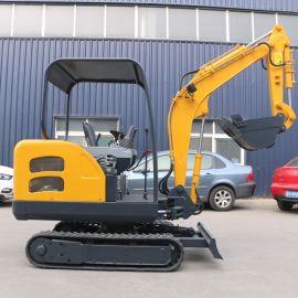 济宁沃特1.8吨挖掘机 超小型挖掘机 液压挖掘机