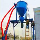 气力输送机厂家环保型粉煤灰自吸式装车抽料机