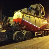集装箱粉煤灰装罐车设备 散灰卸车中转机