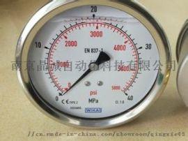 WIKA 膜盒压力表