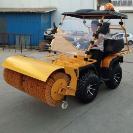 机场除雪车 道路扫雪车视频 捷克生产小型除雪车