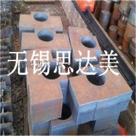 Q345E钢板零割加工牌坊件