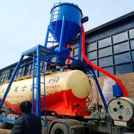 通畅散水泥装车机 无尘粉煤灰气力输送机 自动吸灰机