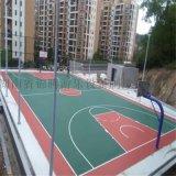 湖南娄底硅PU塑胶篮球场地胶施工厂家