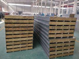 岩棉夹芯板生产厂家南通彩钢板