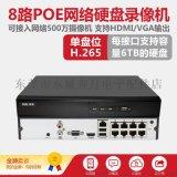 海康威视DS-7808NB-K1/8P 8路网络硬盘录像机