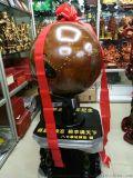 西安開業大擺件 陝西開業青銅鼎 商務往來禮品擺件