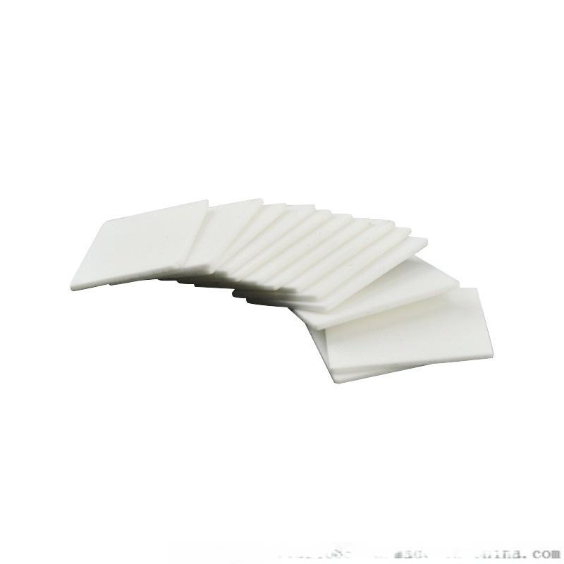 氧化铝陶瓷片1*20*25 散热片TO-3P陶瓷片