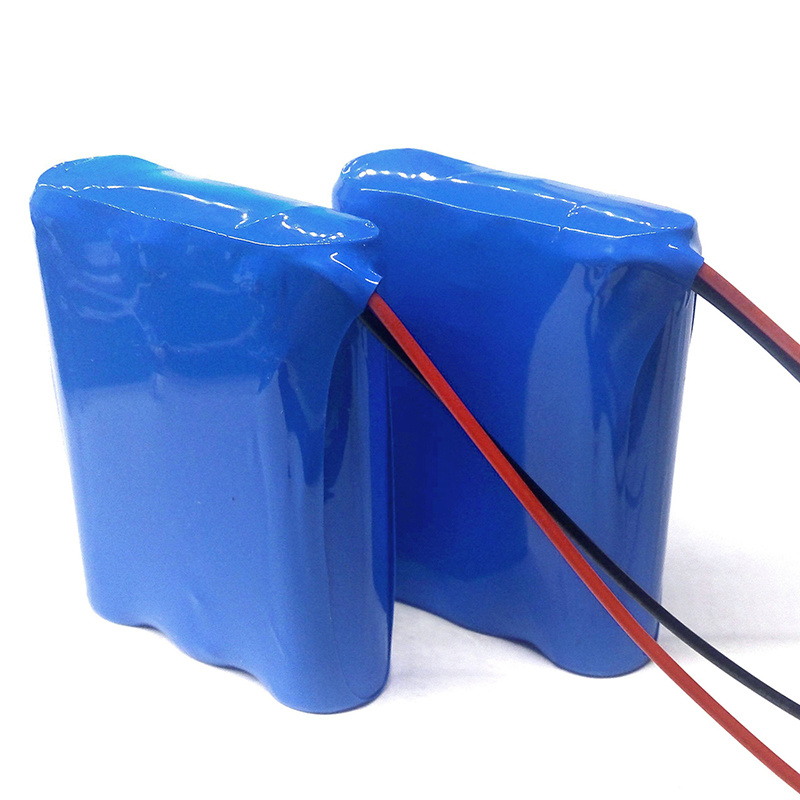 18650锂电池组14.8V四串联保护板大容量电池