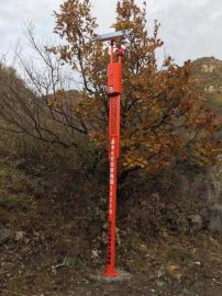 远程监控杆太阳能电子宣传语音杆