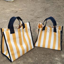 厂家直销空白广告帆布袋定制现货帆布包