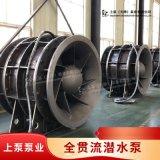 广东双向排灌1200QGWZS-280KW贯流泵