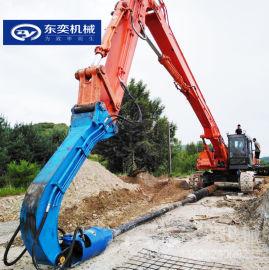 工程钻孔机 挖机螺旋钻液压旋挖钻坑机