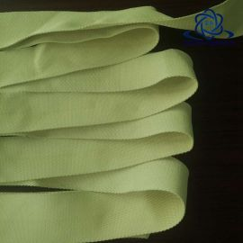 50mm*2mm芳纶防火阻燃耐磨耐切割织带 吊装带