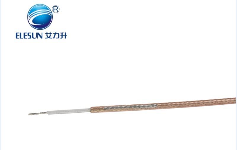 RG316实芯 塑料绝缘射频同轴电缆