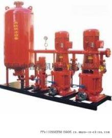青岛消防气压供水设备无负压变频供水成套设备设备