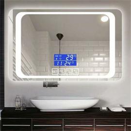 LED防雾镜,多功能浴室镜厂家直销,化妆镜生产商