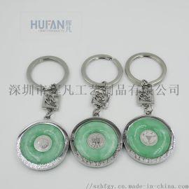 深圳钥匙扣制作 PVC软胶钥匙扣定制