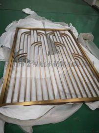 不锈钢屏风花格厂家直销定制不锈钢屏风