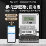 单相智能预付费电表 长沙威胜载波电能表  远程抄表DDSF102-Z