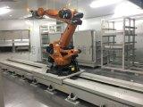 东莞艾京机器人第七轴机器人地轨机器人行走轴
